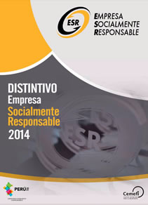 Distintivo Perú 2021