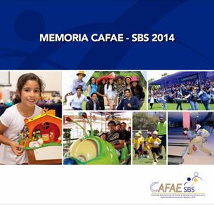 CAFAE 2014.