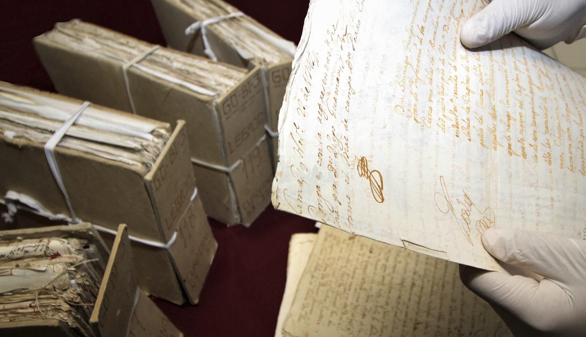 Bicentenario: Archivo General de la Nación lanzará web con