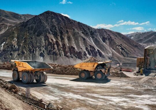 Minería en Canadá